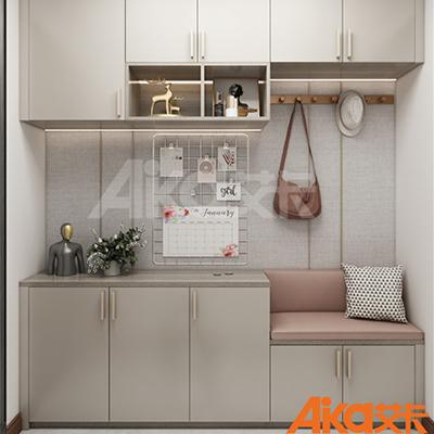 艾卡全铝家居-铝合金鞋柜