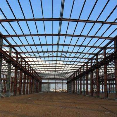 昕昌钢结构-轻钢结构厂房